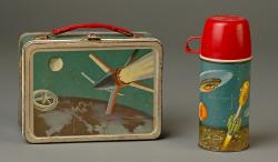 Satellite Lunch Box